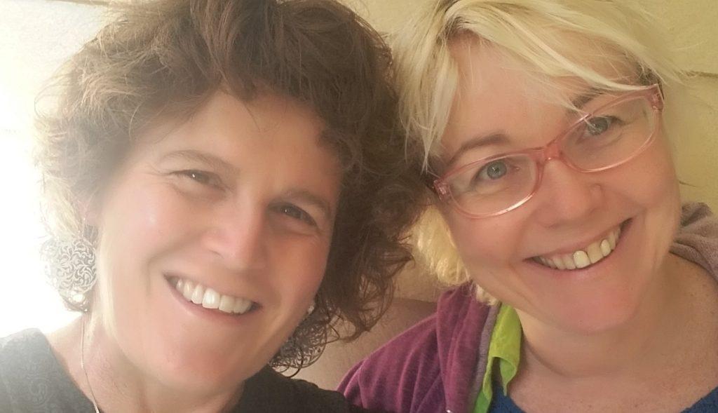 Helena and Edwina Evans Head 2017