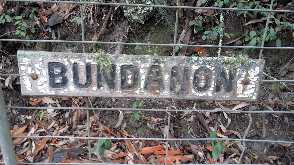 Bundanon gate