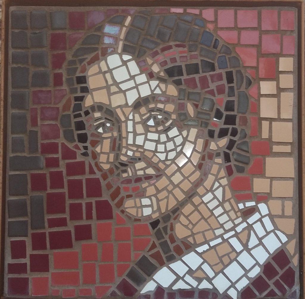 Katharine Mosaic
